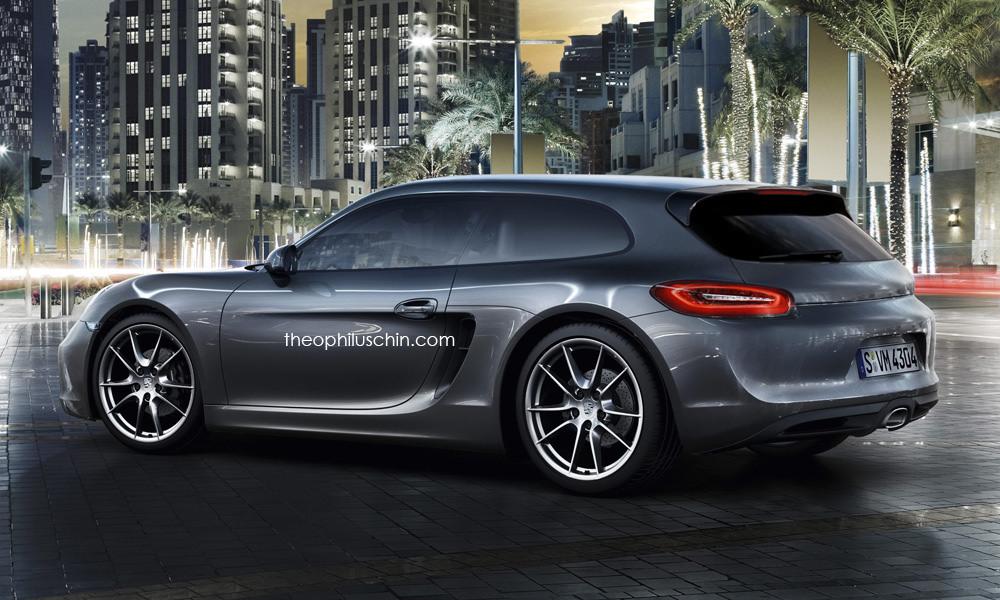Theophilus Chin Just Got A Porsche Cayman Pregnant