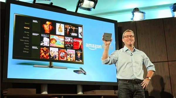 Amazon Fire TV – Is This the Future?