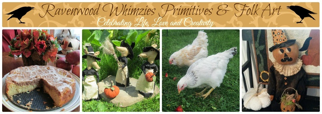 Ravenwood Whimzies Primitives & Folk Art