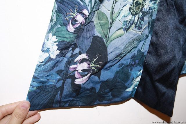 jolies mômes lingérie créateur créatrice française alice pécatte combishort kimono dentelle noir soie luxe sexy