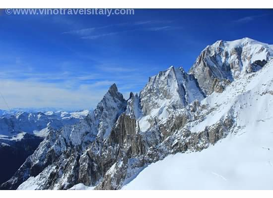 Monte Bianco Mont Blanc