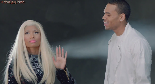 Chris Brown feat Nicki Minaj - Love more