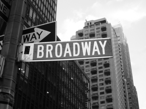 New york the beautiful life spettacoli di broadway for The broadway