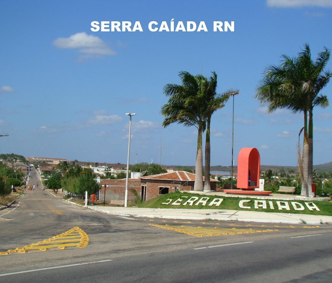 FOTO DA CIDADE SERRA CAIADA RN