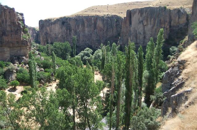 Cañón y Valle de Ihlara