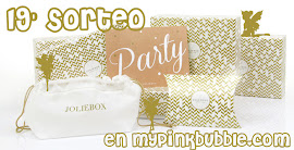 SORTEO EN MY PINK BUBBLE