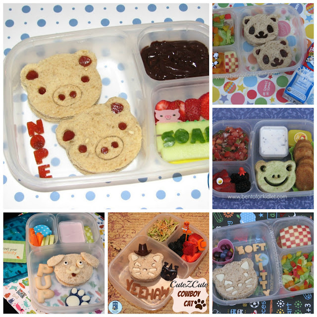 Bento for Kidlet - CuteZCute all day long