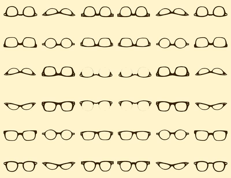 Glasses 101 by Jessica Alicia
