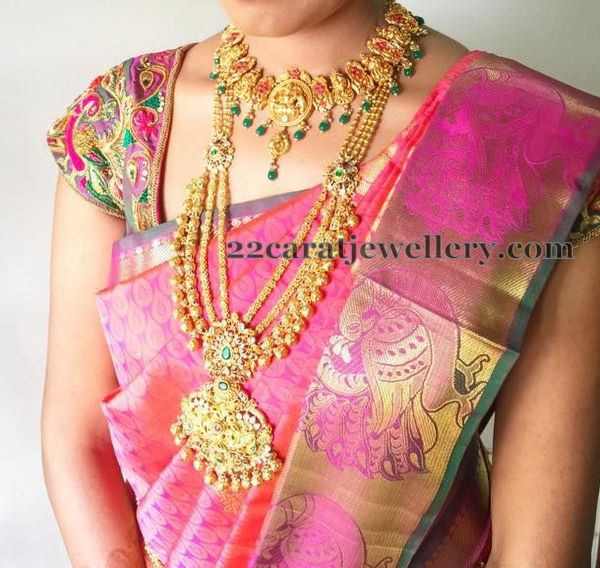 Brides Traditional Jewelry Collection