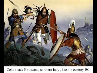 an analysis of barbarians and the germanization of the roman culture The causes and mechanisms of the fall of the western roman empire are a  historical theme  according to gibbon, the fall was - in the final analysis -  inevitable  they gradually entrusted the role of defending the empire to  barbarian  this germanization and the resultant cultural dilution or  barbarization led not only.