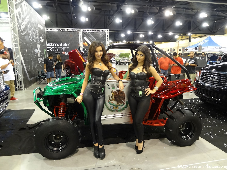 CARNBABES DUB SHOW TOUR PHOENIX MONSTER GIRLS WITH - Car show phoenix convention center