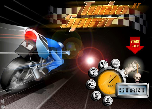 Turbo sipirit XT moto racing game motor yarışı oyna