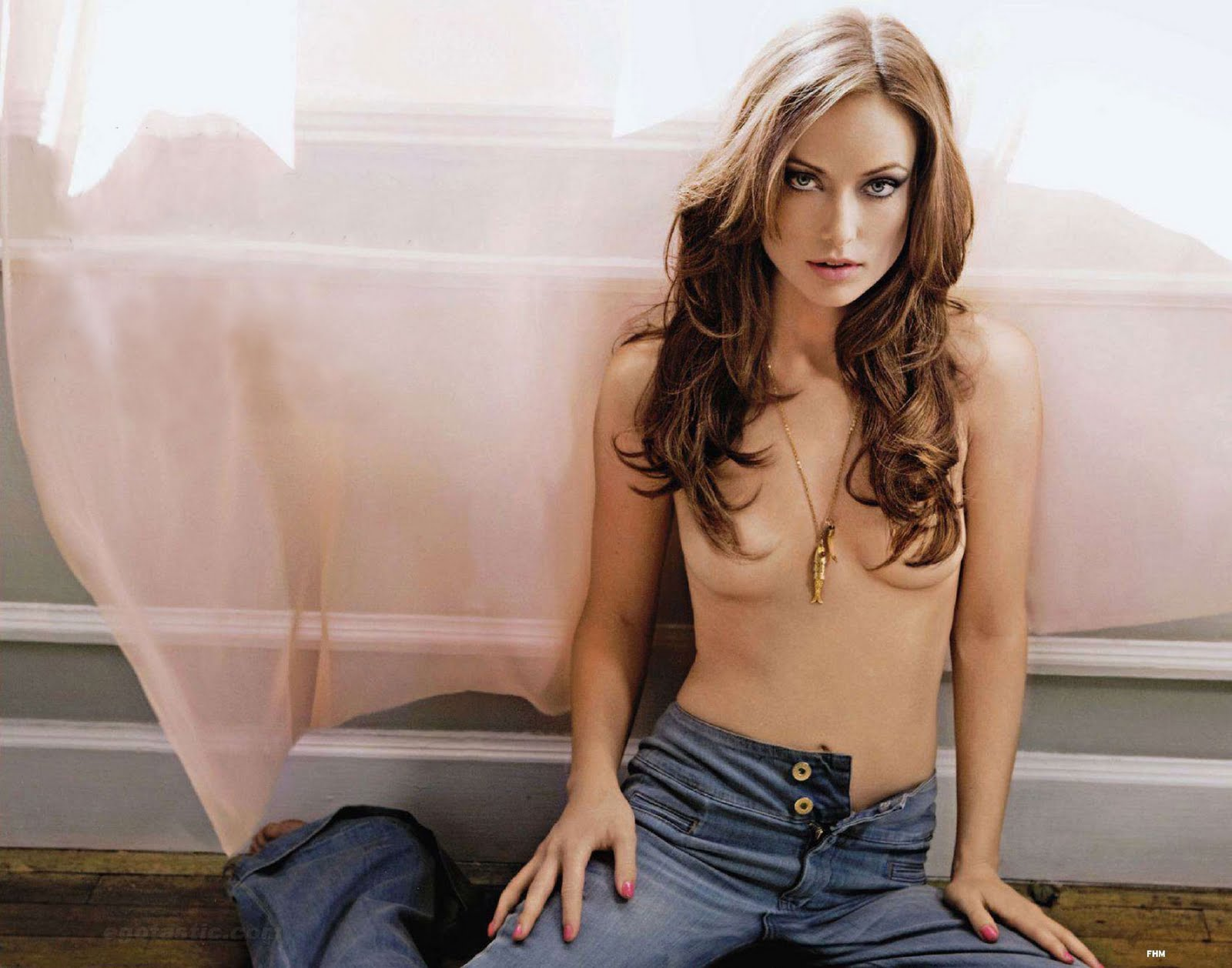 Top model bugil: Olivia Wilde .... HOT Nude Bikini