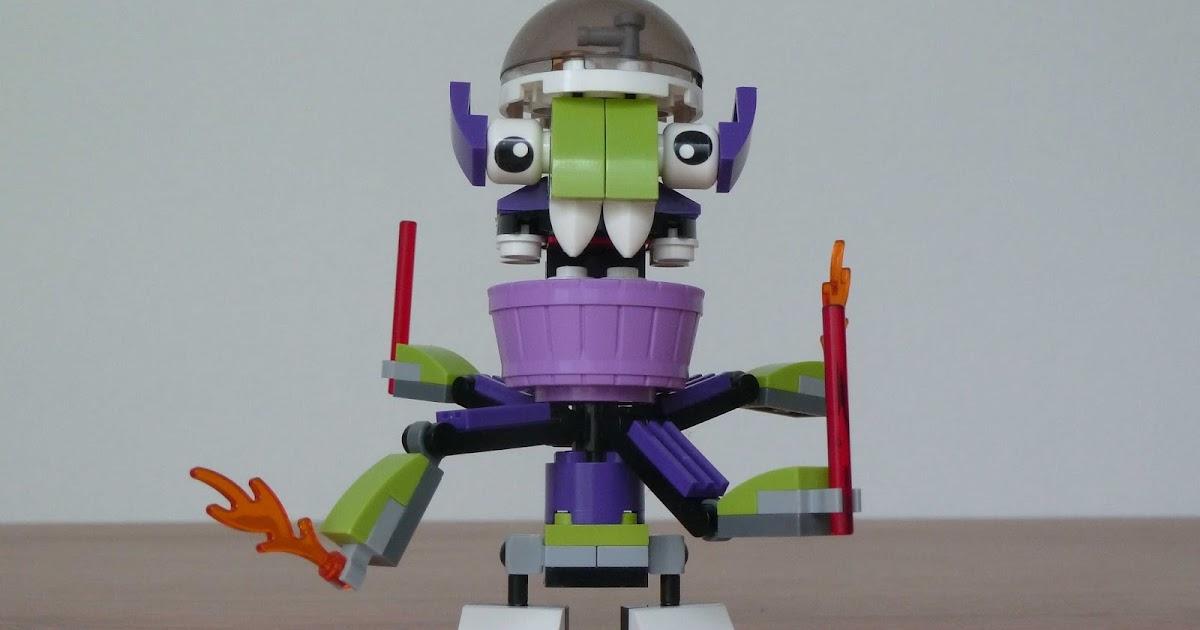 Totobricks Berp Rokit Mix Or Murp Instructions Lego Mixels Lego