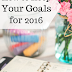 How Keep Your Goals in 2016