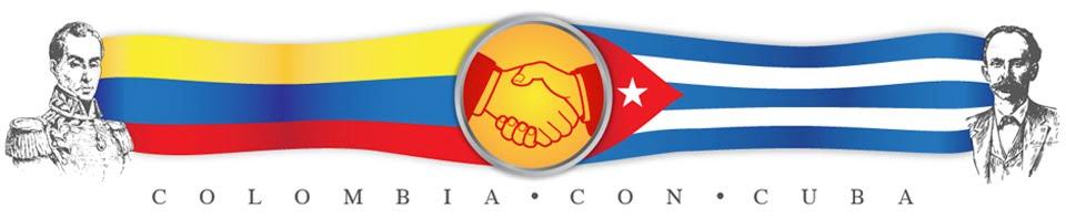 PAGINA COLOMBIANA DE SOLIDARIDAD CON CUBA