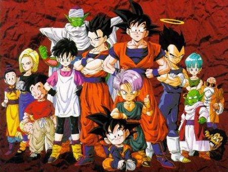 dragonball pictures
