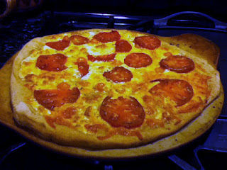 Home Made Pizza Recipe