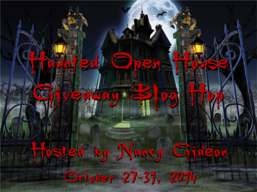 Nancy Gideon's Haunted Open House Blog Hop & Giveaway!