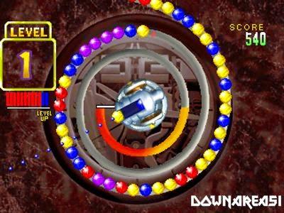 Ballistic PSX Game