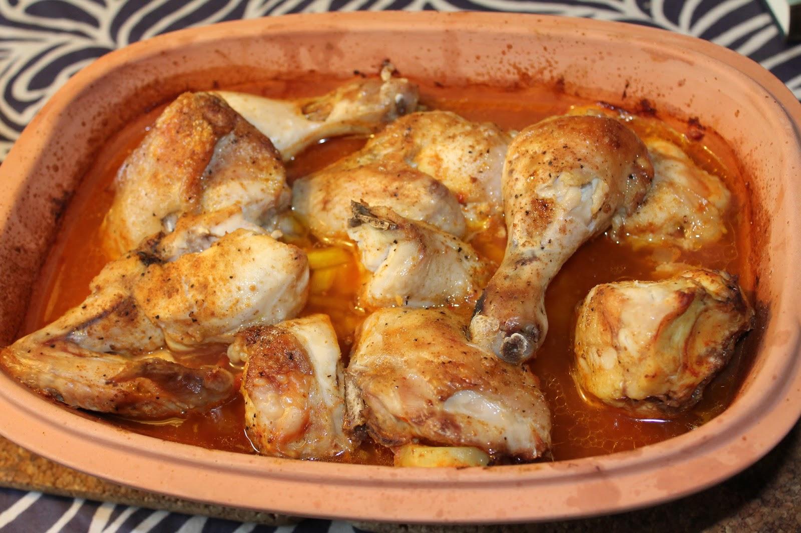 kyllingelår i stegeso