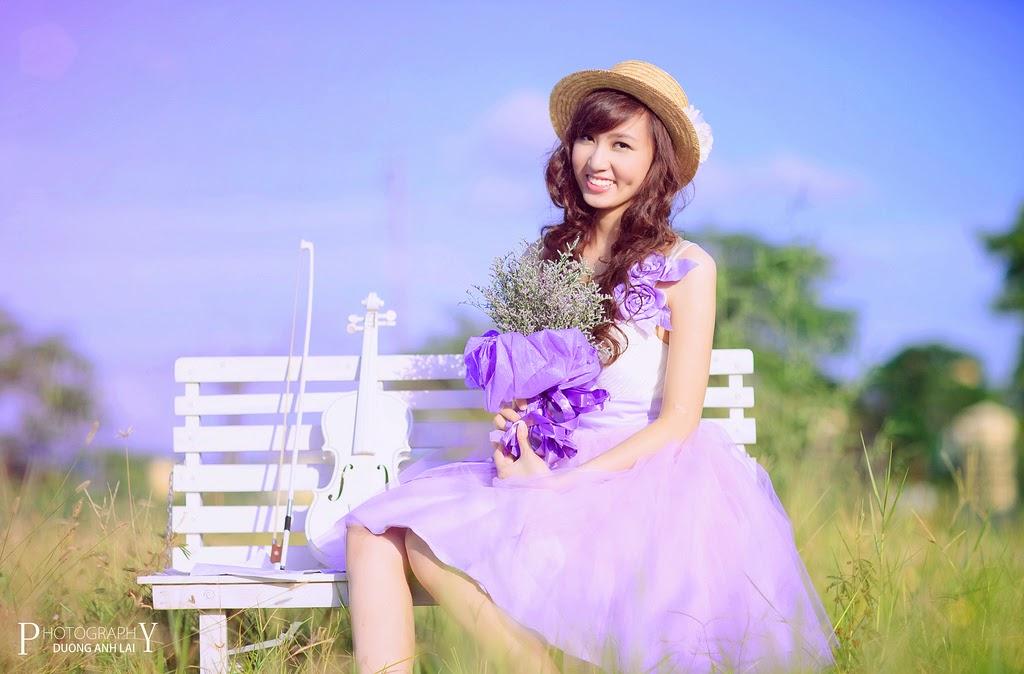 Những ảnh đẹp girl xinh Việt Nam trong sáng - Ảnh 08