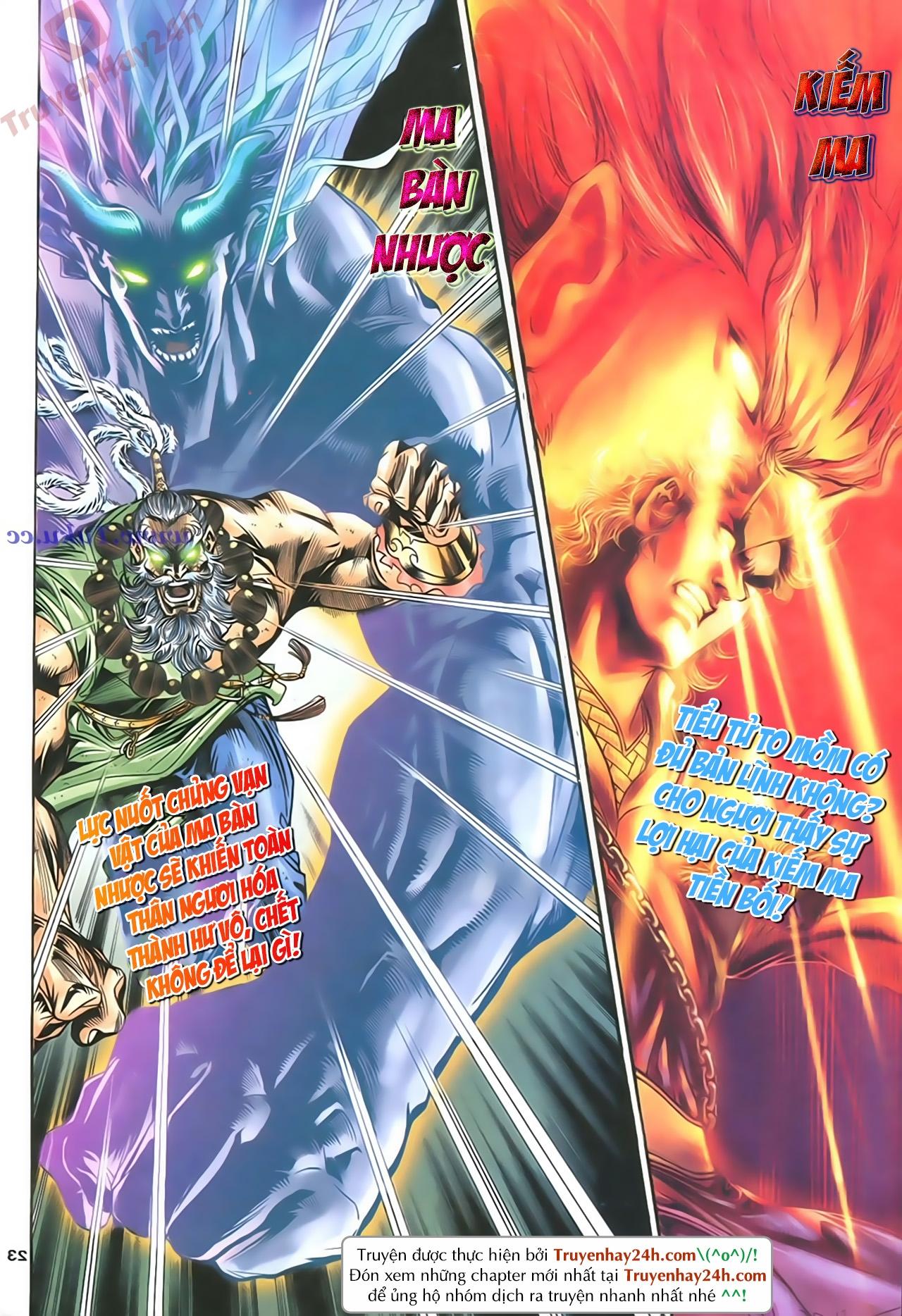 Thần Điêu Hiệp Lữ chap 86 – End Trang 23 - Mangak.info