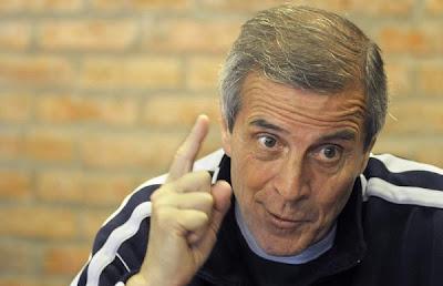 Tabárez: «Colombia hoy jugó y nos ganó bien»