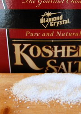 Kosher Salt Crystals
