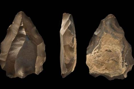 Paleolitico noticioso el rastro de piedra de los primeros - Herramientas para piedra ...