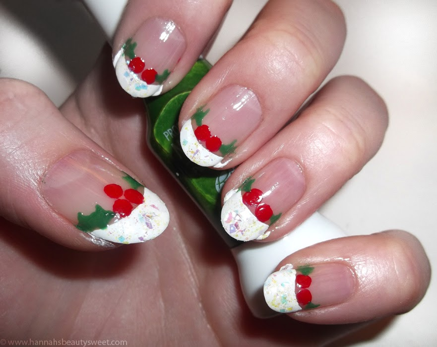 Holly leaf nail art choice image nail art and nail design ideas nail art holly christmas gallery nail art and nail design ideas holly leaf nail art choice prinsesfo Gallery
