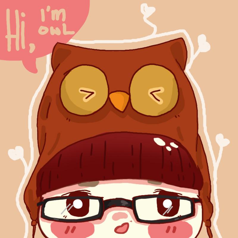 hi i'm owl