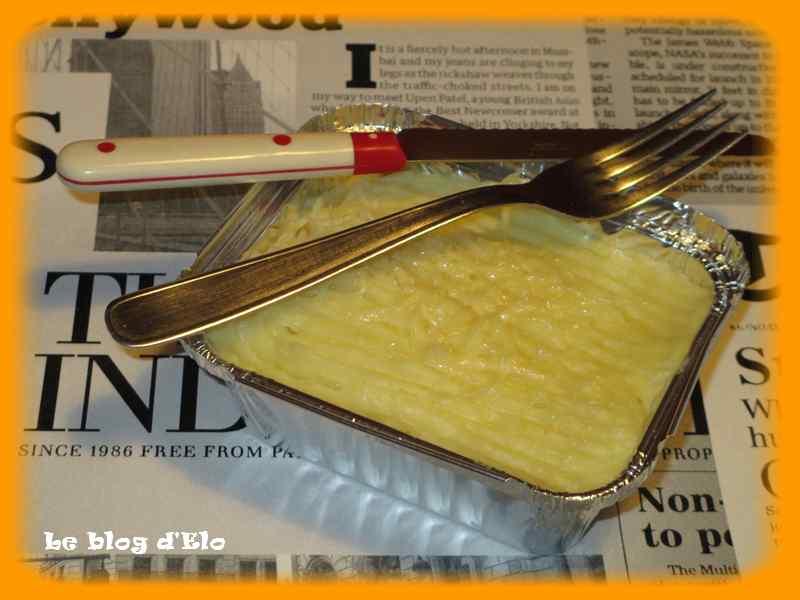 Le blog d 39 elo parmentier de poisson - Cuisiner poisson congele ...
