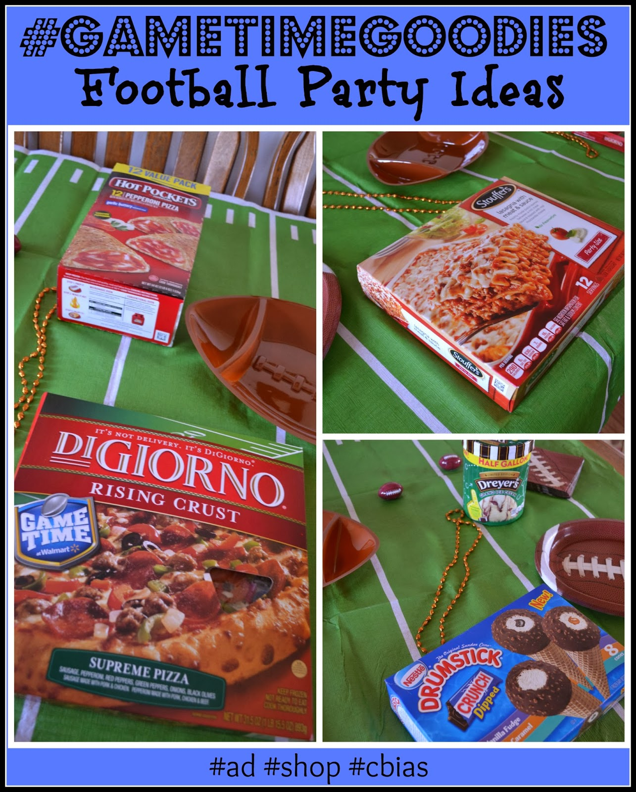 #GameTimeGoodies #ad #shop #cbias Nestle Game Time Goodies