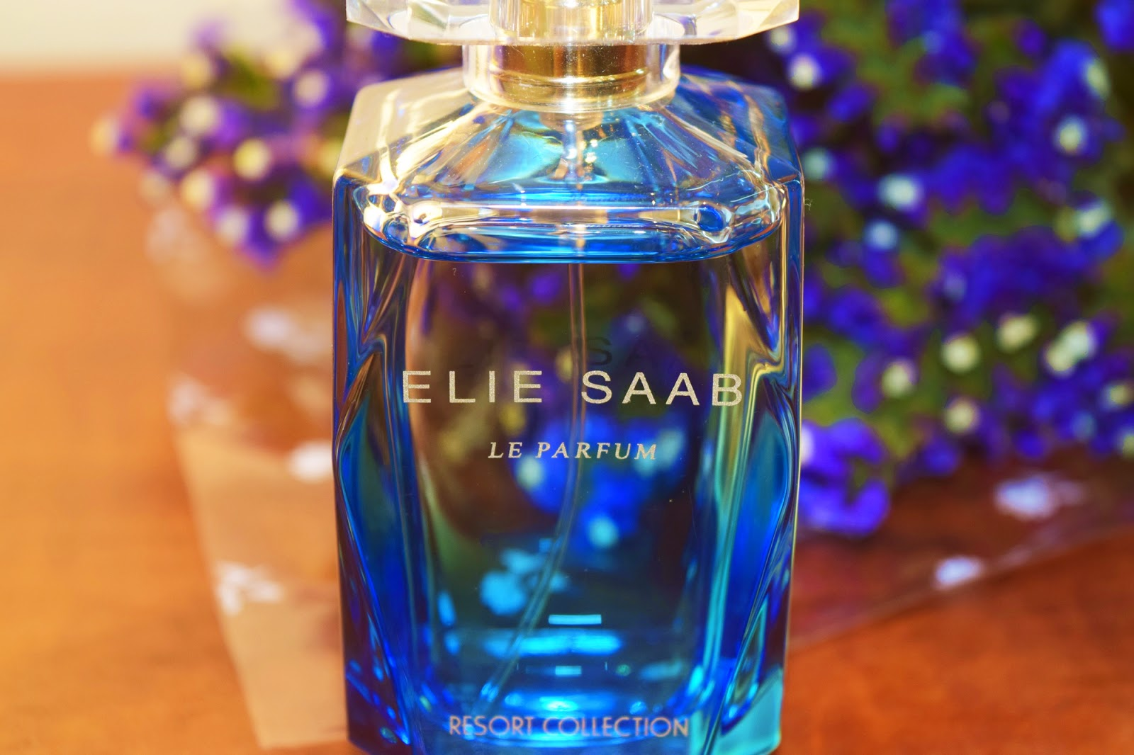 Elie Saab Le Parfum Resort Collection 2015