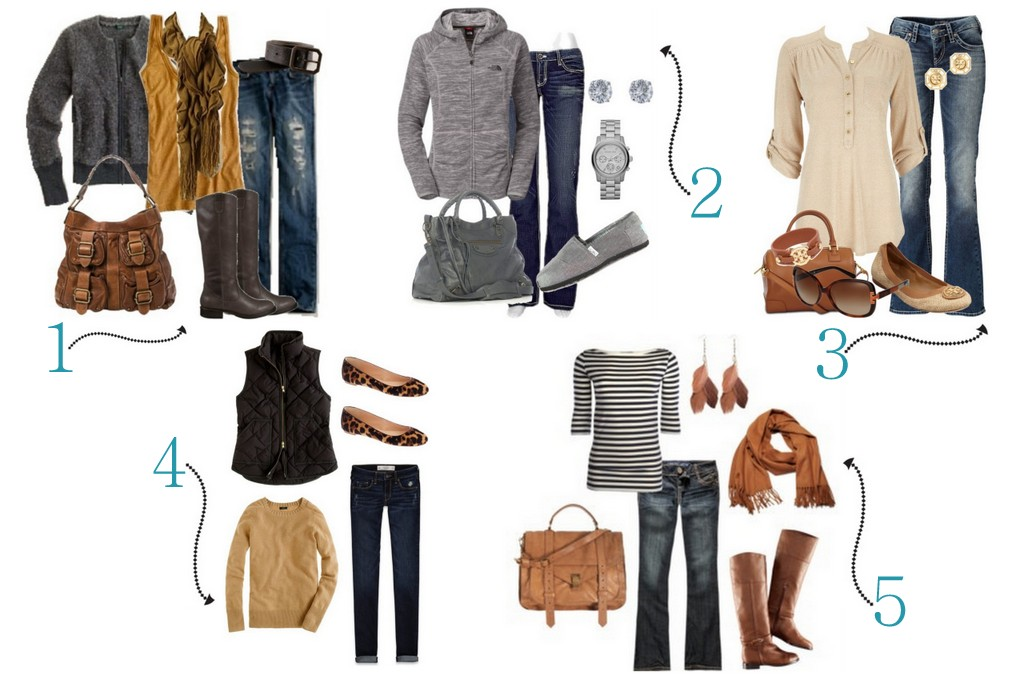 Number Fifty Three Casual Modern Outfits