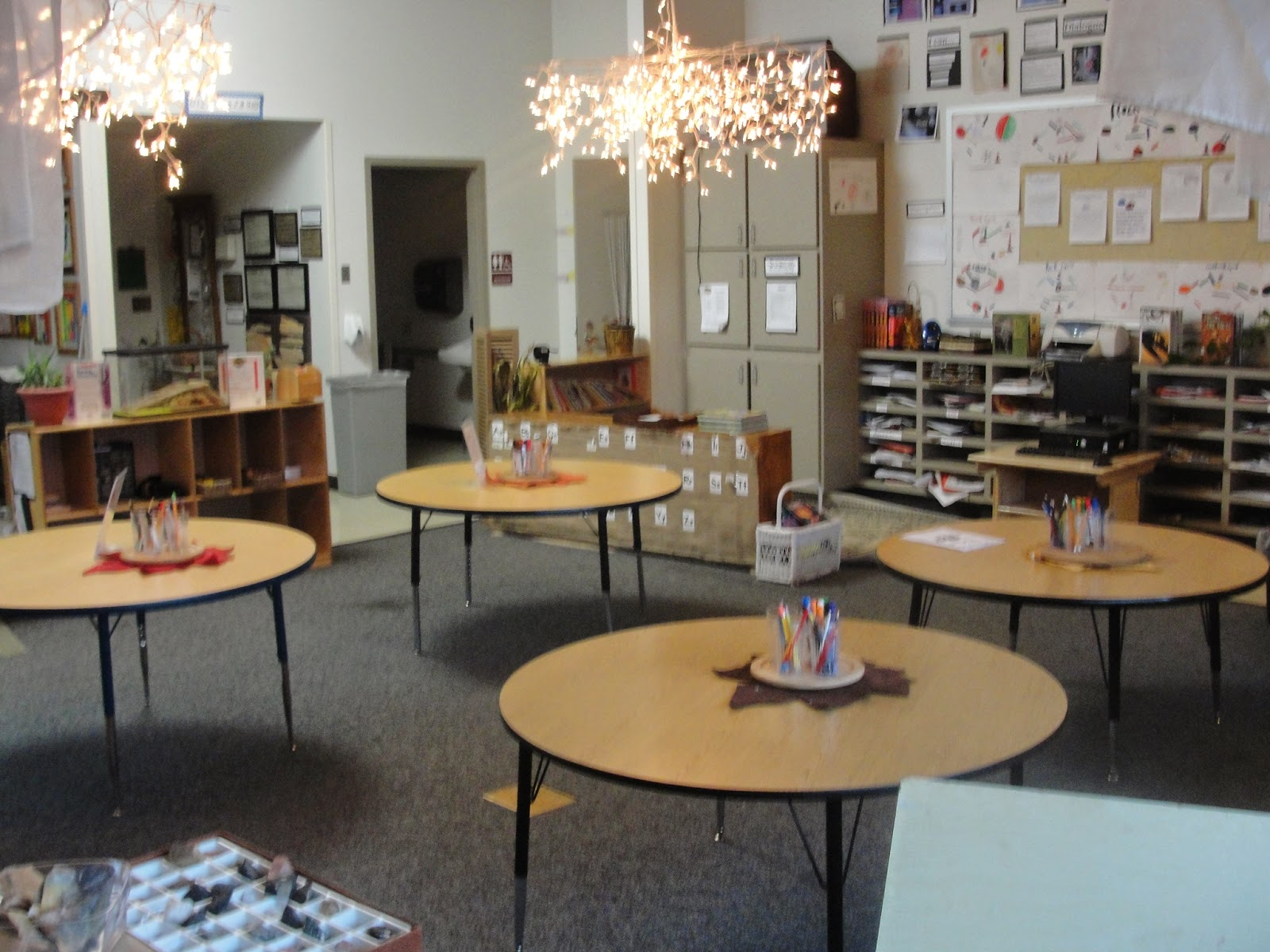 Classroom Decoration Ceiling ~ Classroom environments creating a second grade environment