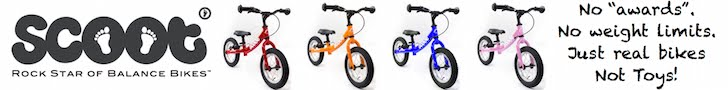 America's #1 Balance Bike Destination