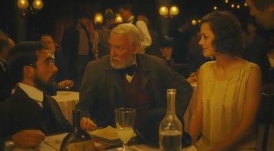 Medianoche En París Película Completa