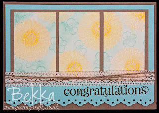 Join my Stampin' Up! Team Reason to Smile Card by Bekka www.feeling-crafty.co.uk