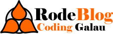RodeBlog - Coding Galau