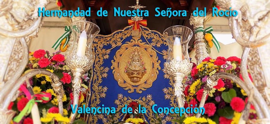 Hermandad de Nuestra Señora del Rocío - Valencina de la Concepción