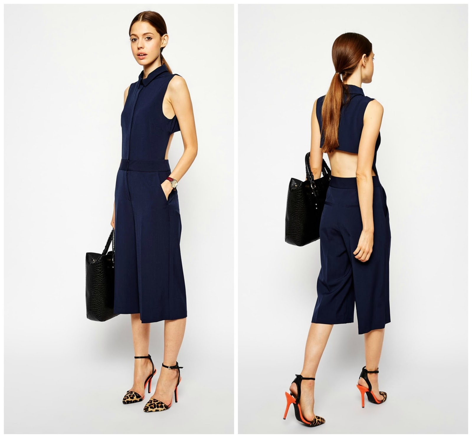 Style Trunk : The Best Culotte Jumpsuits