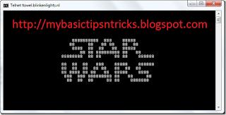 command prompt Hacks | Tricks |Secret in Window 7| xp | Vista | 8
