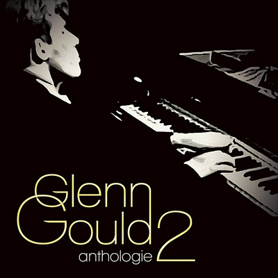 Anthologie Glenn Gould audio cover
