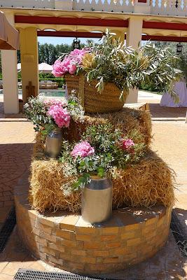 Boda Valencia decoración bienvenida Gema y Jesus
