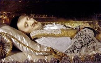 mayat Vincent de Paul