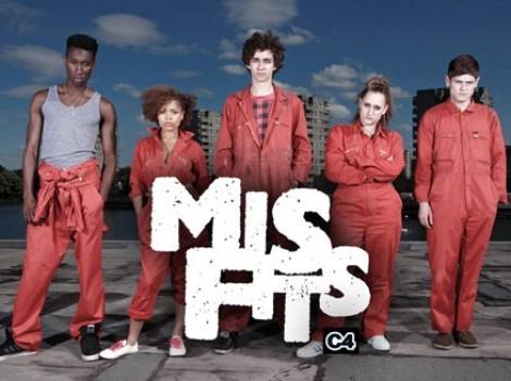 Misfits: super-héros à la sauce anglaise