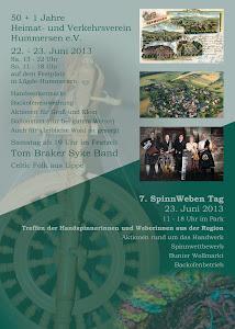 Spinnwebentag 2013