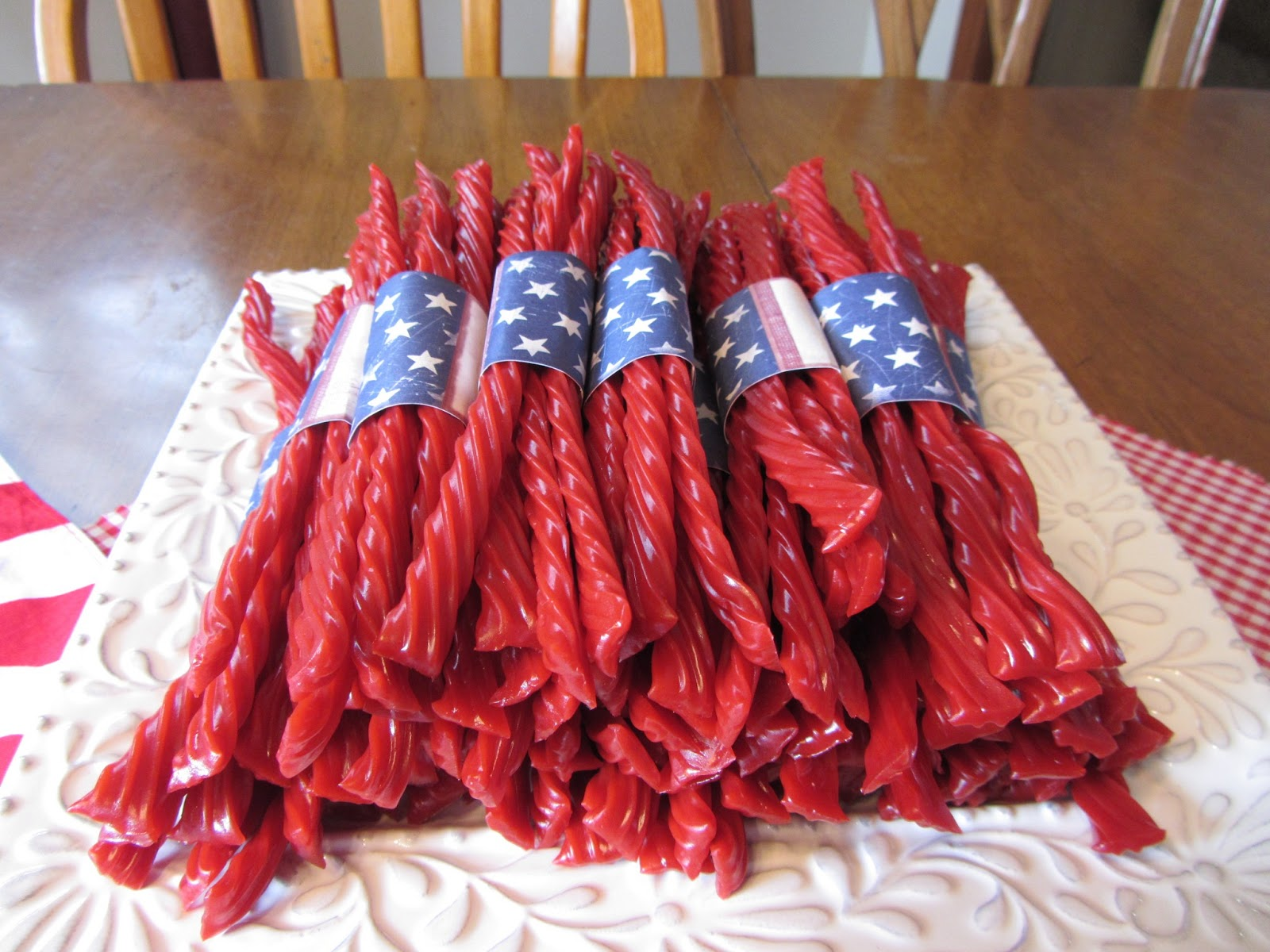 Delightful American Themed Dinner Party Ideas Part - 8: An American Girl Birthday Party